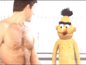 Blas se siente acomplejado al ver a otro hombre desnudo