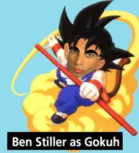 Ben Stiller como Gokuh