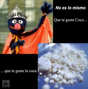 ¿Te gusta Coco o te gusta la coca?