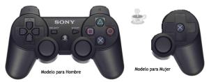 Los distintos modelos del Six Axis de Sony