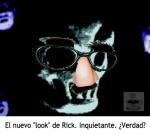 El nuevo Look de Rick